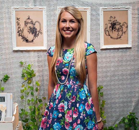 Brisbane Illustrator Stacey Maree