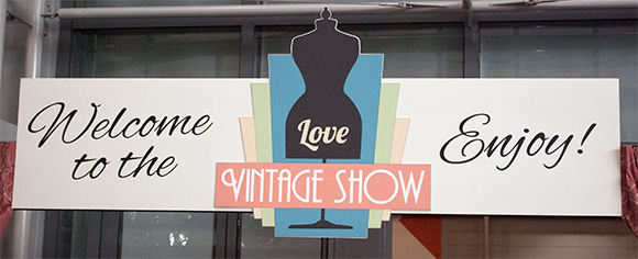 Welcome to the vintage love show