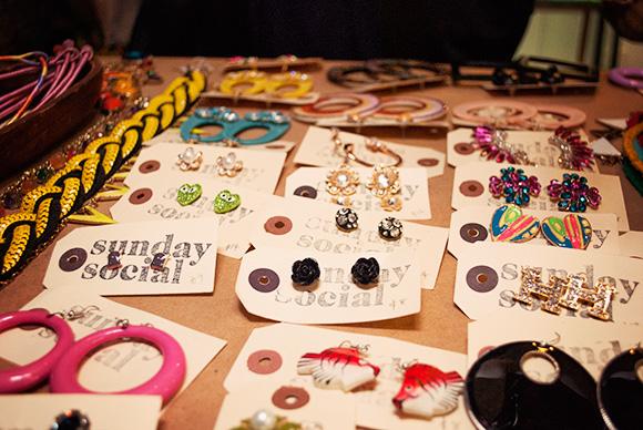 jewellery at sunday social