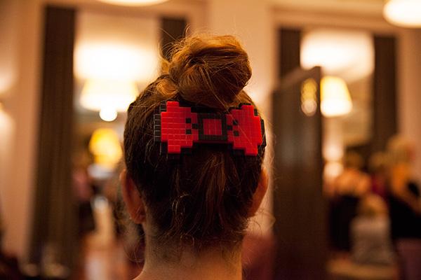 alisha's headpiece