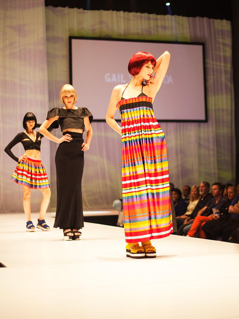Gail Sorronda at Brisbane Ekka
