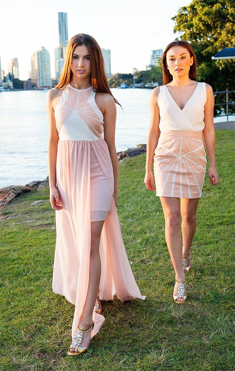 Brisbane fashion by the Brisbane river