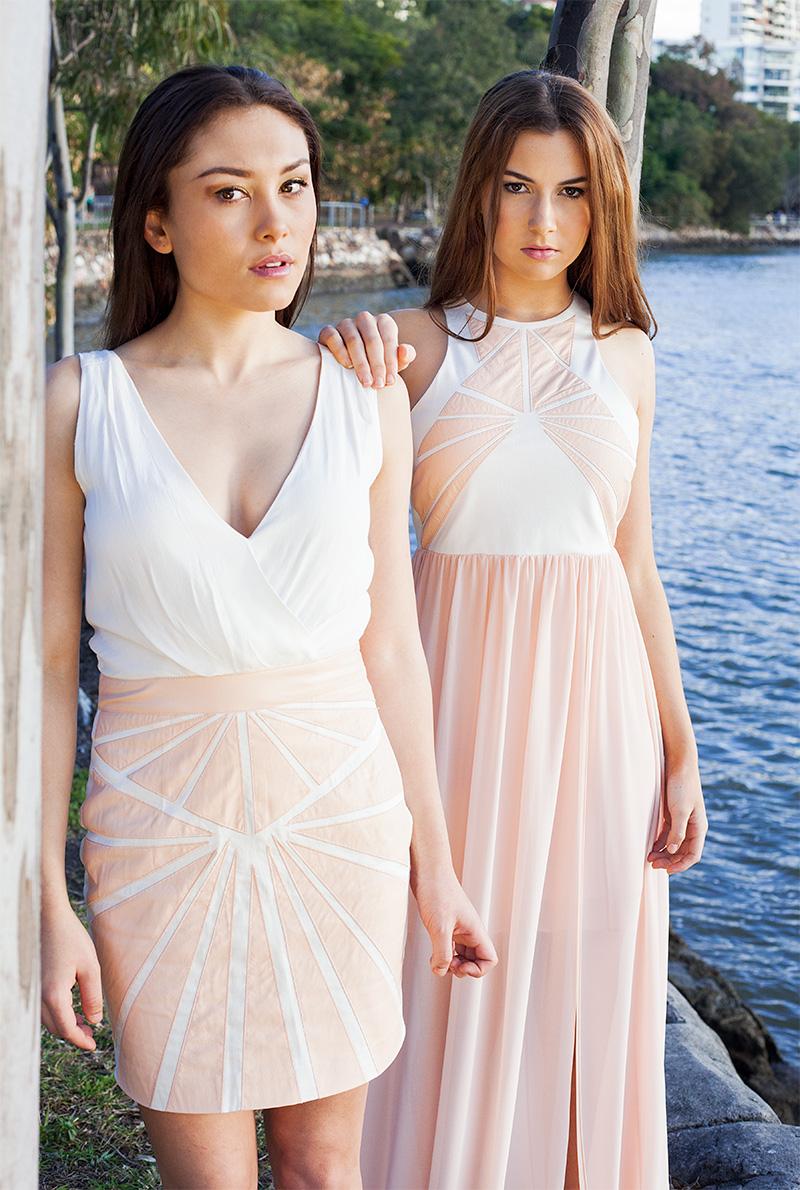 Brisbane fashion Kuku designer dresses