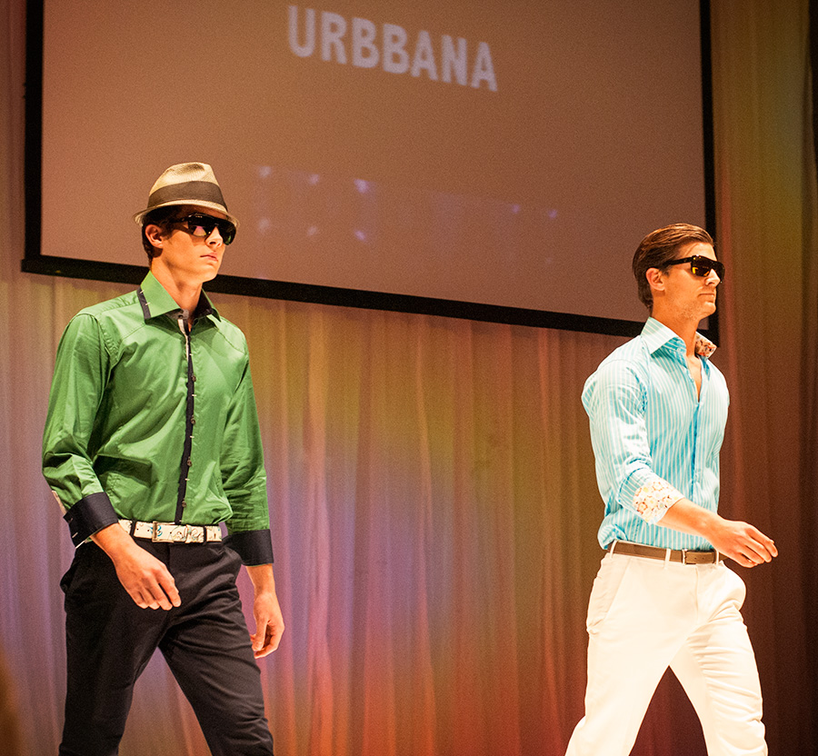 Urbana designer mens wear