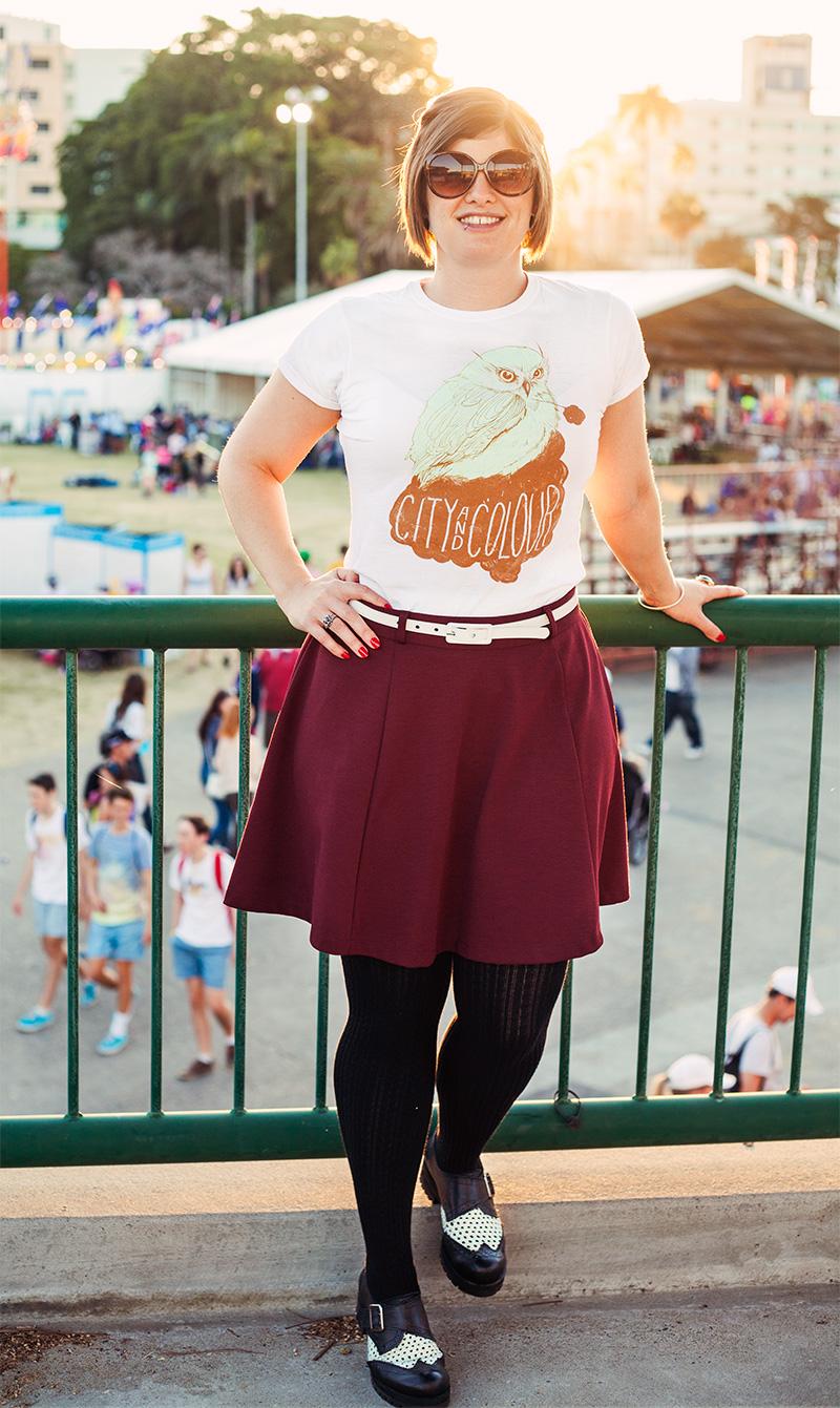 yolanda brisbane fashion blogger at The Ekka