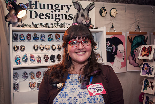 amanda from hungry design