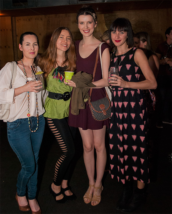 ladies at predress brisbane fashion event