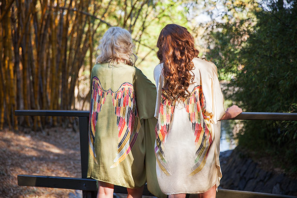 Kimonos from Lisas Closet, fashion boutique Brisbane