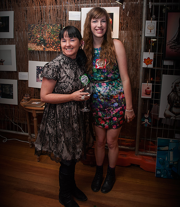 michelle fleur and genevieve althea brisbane photographers