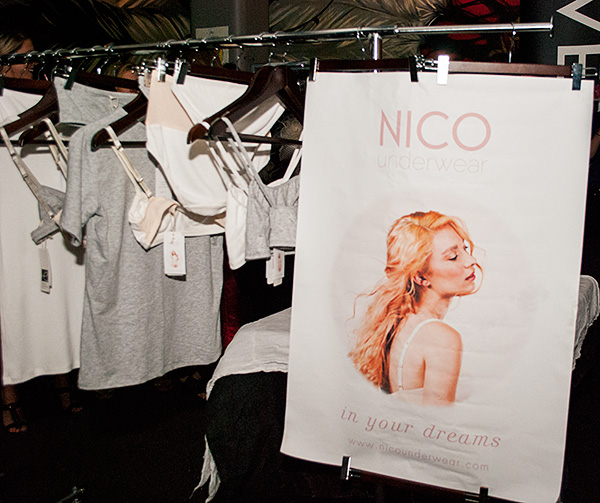 Nico sustainable underwear