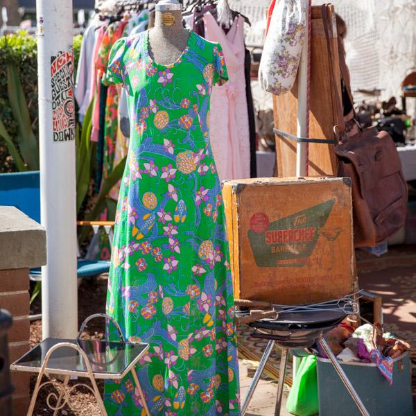 Surry hills market, sydney