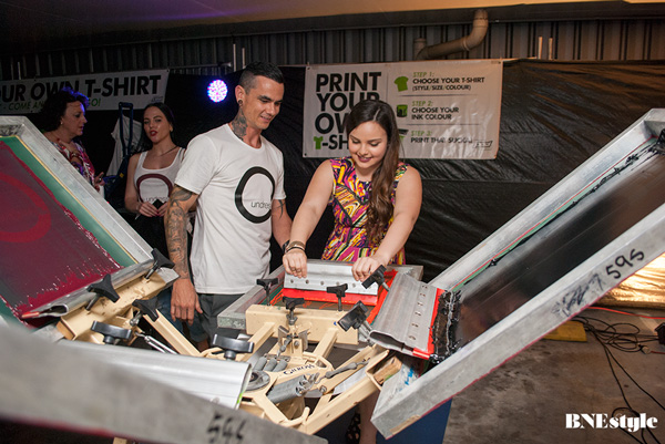 Print your own t-shirt brisbane fashion