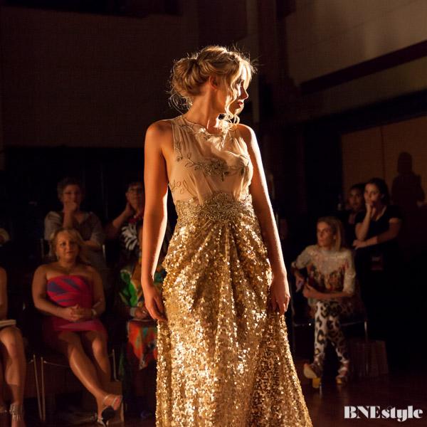 Niki Teljega Brisbane fashion designer