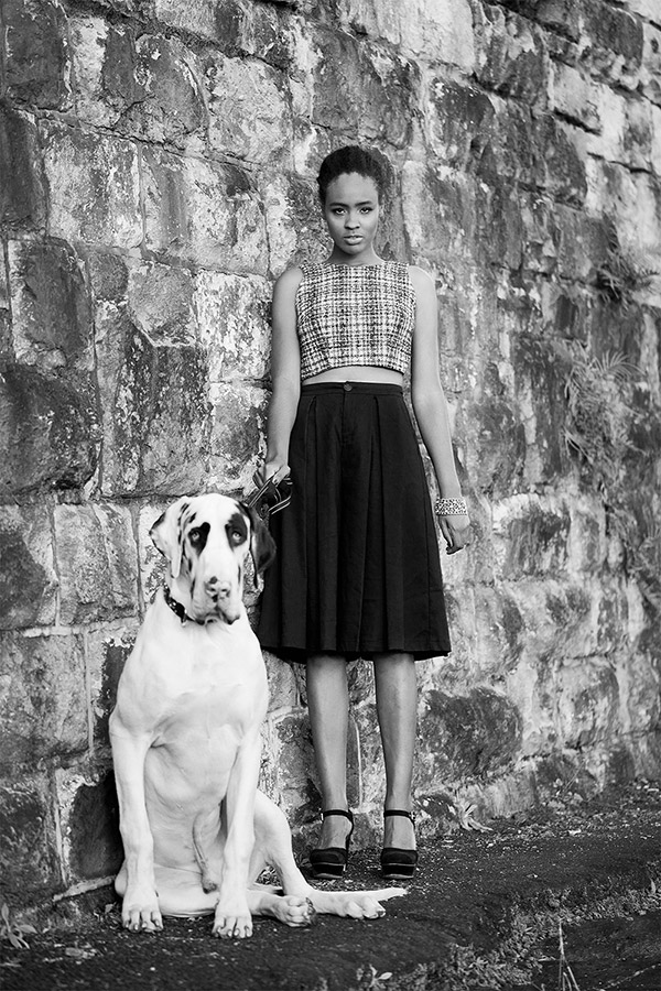 jessica tovey fashion dog brisbane