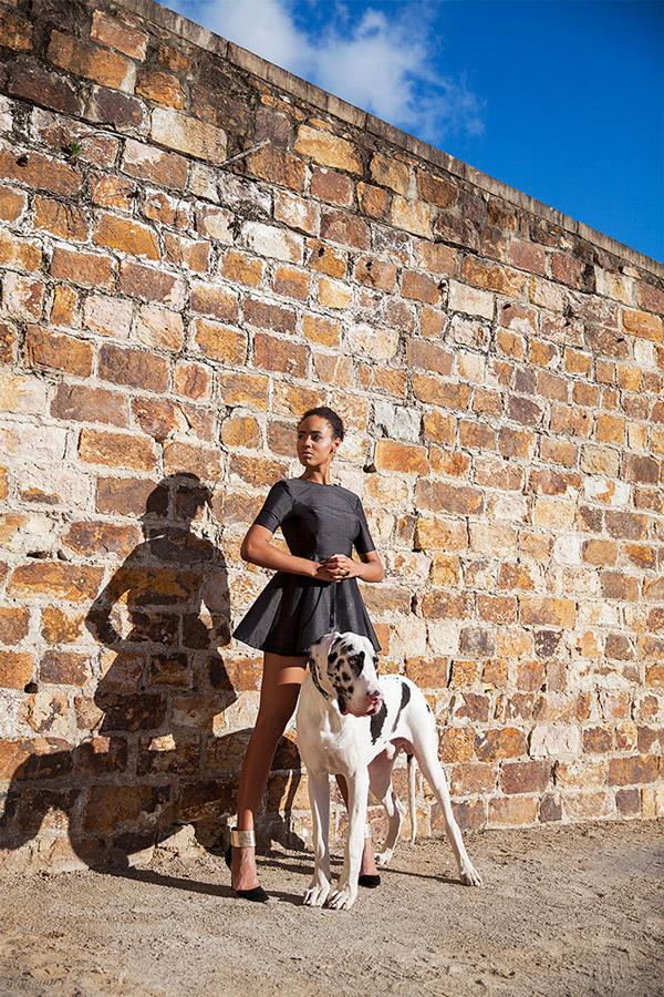 jessica tovey fashion designer dress