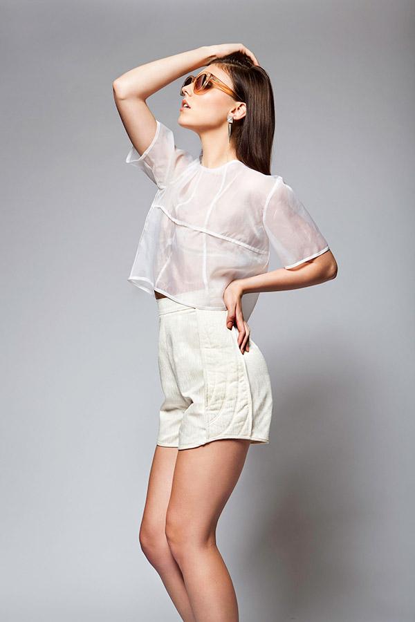 Label Look Brooke QUT graduate designer fashion show