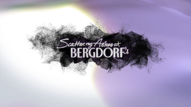 scatter my ashes at bergdorfs image from Vimeo