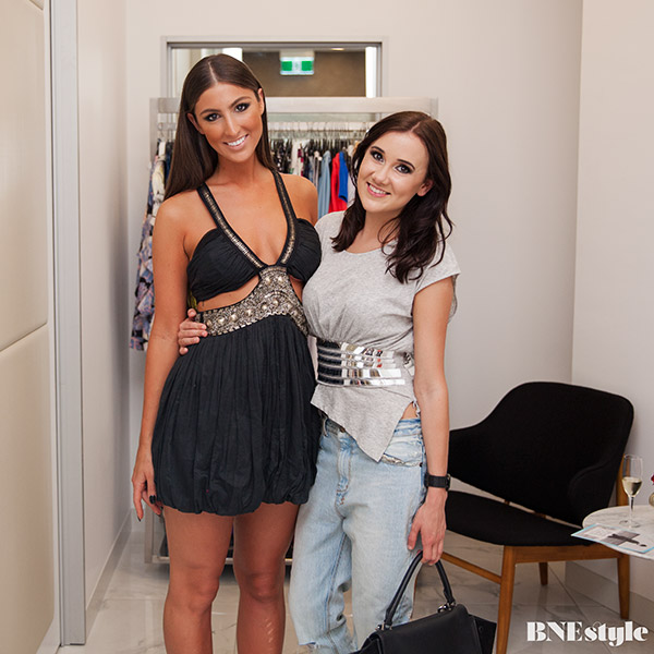 jessica rosaria and gabby brisbane model and blogger