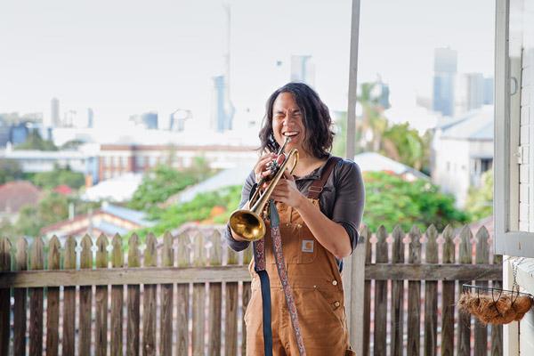 matt brisbane trumpet player