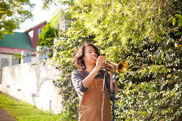 matt hsu trumpet player brisbane