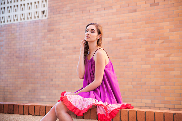 harriette hill designer dress brisbane