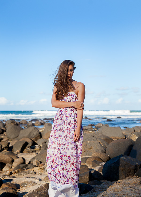 harriette hill vintage maxi dress designer clothing brisbane