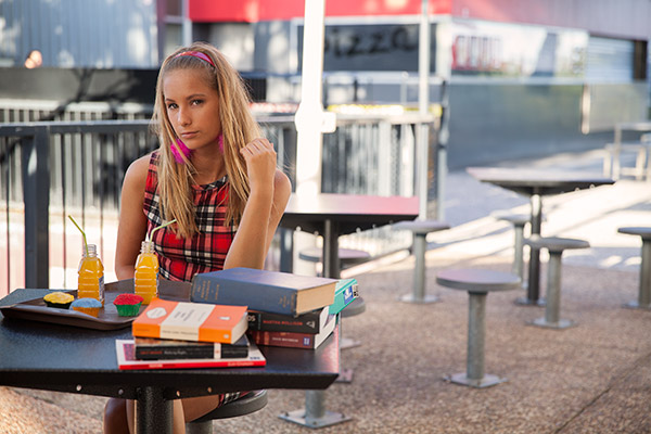 get a clue brisbane fashion editorial inspired by gossip girl