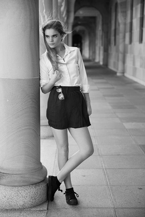 get a clue brisbane fashion editorial inspired by spoilt girls
