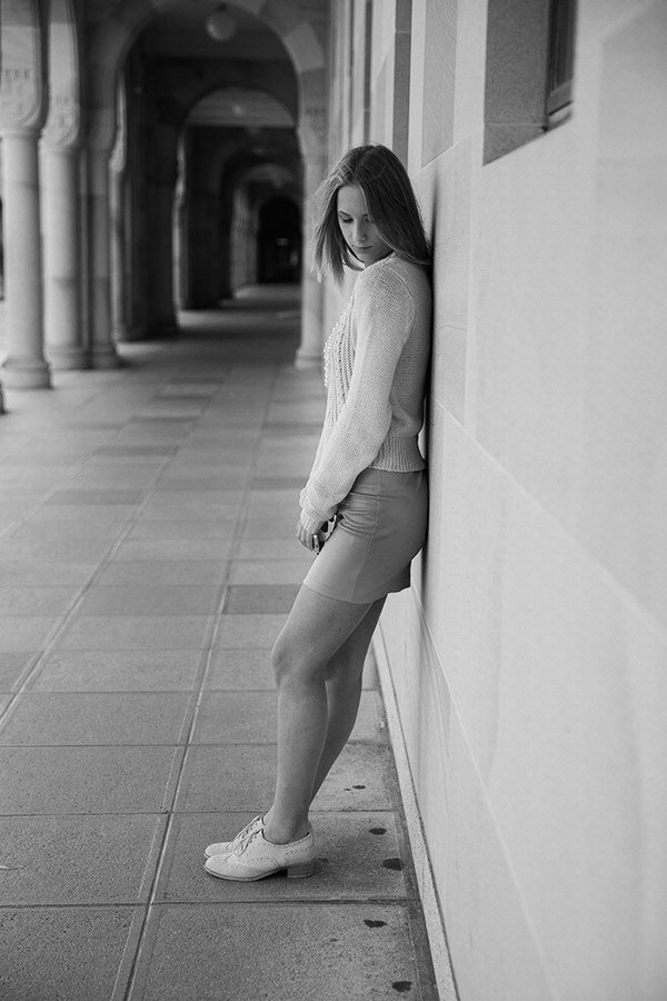 get a clue brisbane fashion editorial black and white winter style