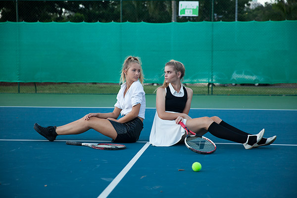 Get A Clue Brisbane Fashion Photography Editorial Bne Style
