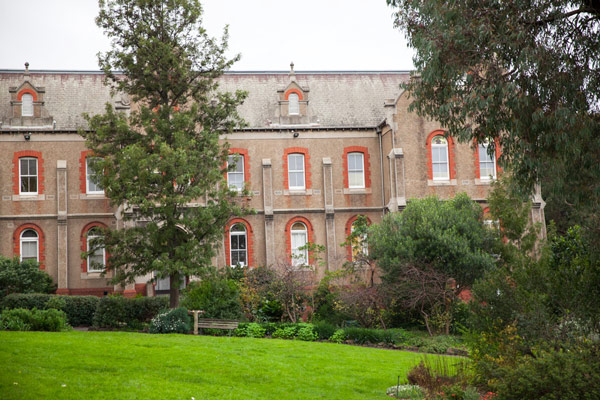 abbotsford convent building melbourne