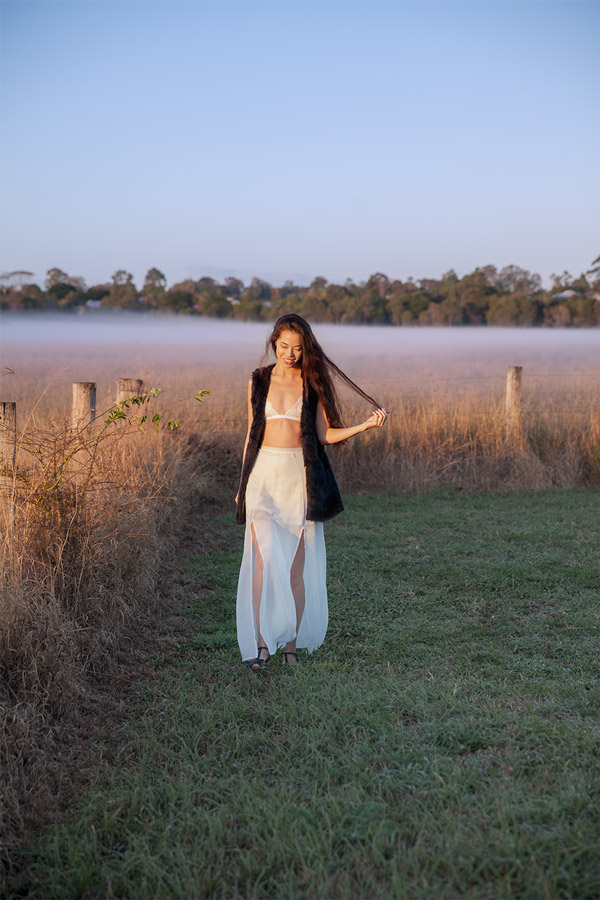 brisbane fashion photographer nature editorial