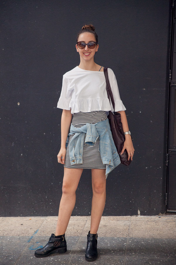 brisbane weekend street style